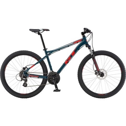 GT AGGRESSOR EXPERT HARDTAIL MOUNTAIN BIKE 2019