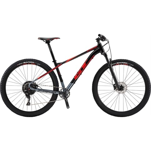 GT ZASKAR AL COMP 650b HARDTAIL MOUNTAIN BIKE 2019
