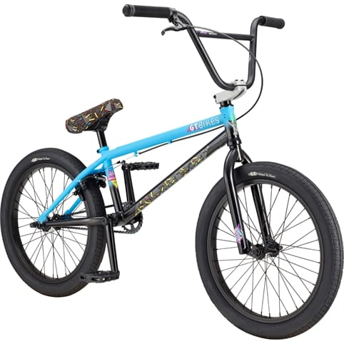GT ALBERT MERCADO TEAM BMX BIKE 2019