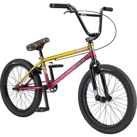 GT ALBERT MERCADO TEAM COMP BMX BIKE 2019