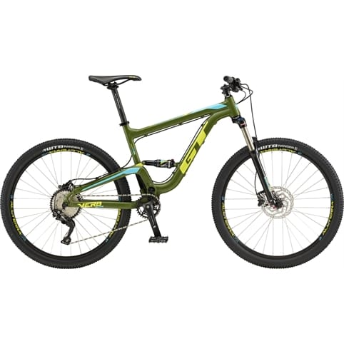 GT VERB ELITE 650b FS MOUNTAIN BIKE 2019