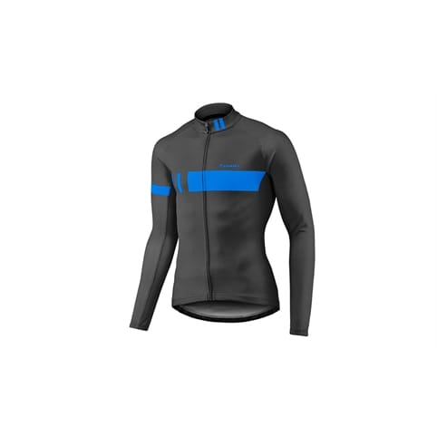 GIANT PODIUM LONG SLEEVE THERMAL JERSEY