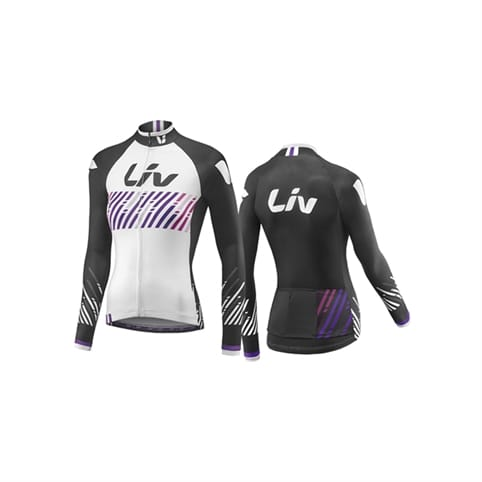 GIANT LIV BELIV LONG SLEEVE JERSEY