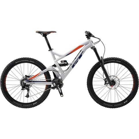 GT SANCTION ELITE FS MOUNTAIN BIKE 2019