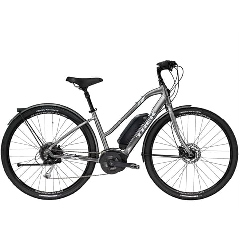 TREK VERVE + LOW-STEP COMMUTING BIKE 2019