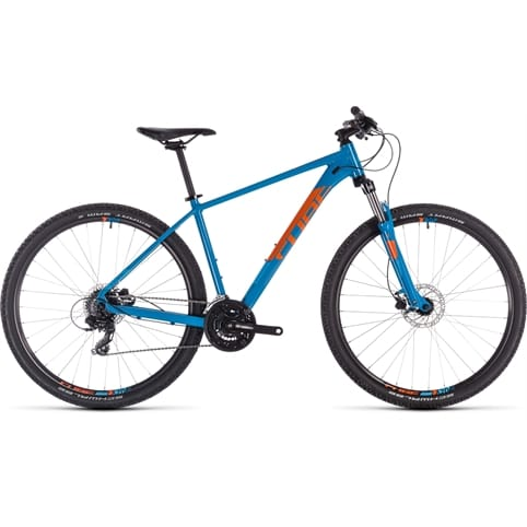 CUBE AIM PRO 650b HARDTAIL MTB BIKE 2019