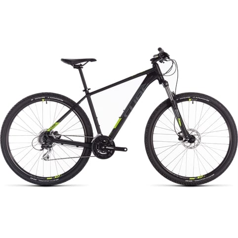 CUBE AIM PRO 29 HARDTAIL MTB BIKE 2019