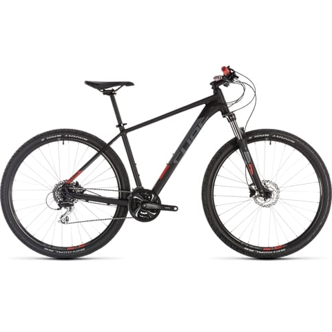 CUBE AIM RACE 29 HARDTAIL MTB BIKE 2019