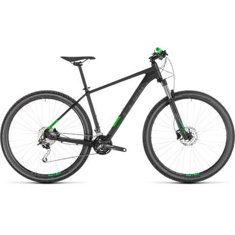CUBE ANALOG 650b HARDTAIL MTB BIKE 2019