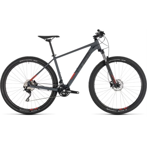 CUBE ATTENTION 650b HARDTAIL MTB BIKE 2019