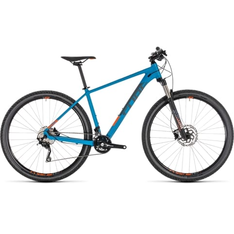 CUBE ATTENTION SL 650b HARDTAIL MTB BIKE 2019