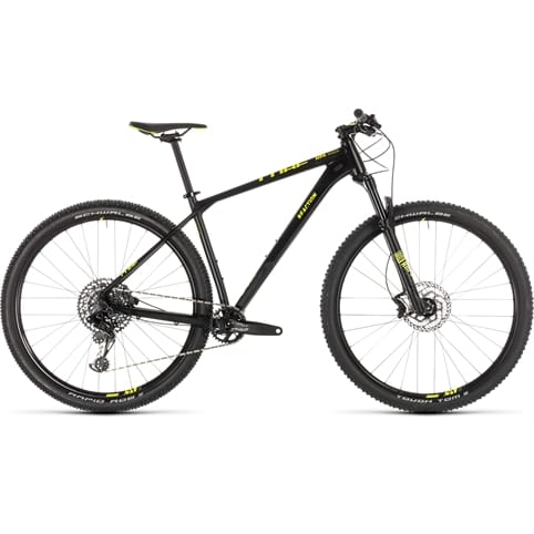 CUBE REACTION RACE 650b HARDTAIL MTB BIKE 2019