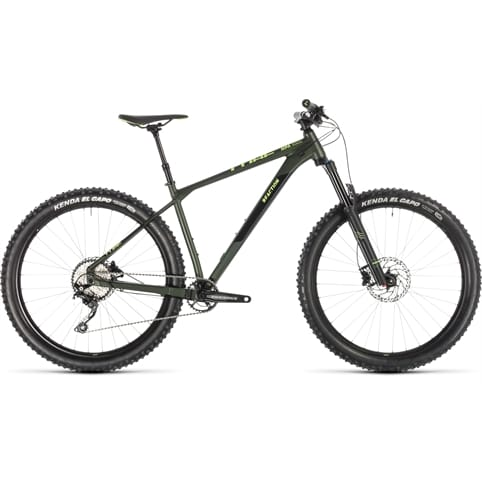 CUBE REACTION TM 650b HARDTAIL MTB BIKE 2019