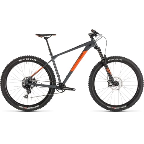 CUBE REACTION TM PRO 650b HARDTAIL MTB BIKE 2019