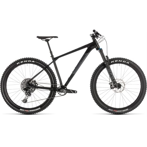 CUBE REACTION TM RACE 650b HARDTAIL MTB BIKE 2019