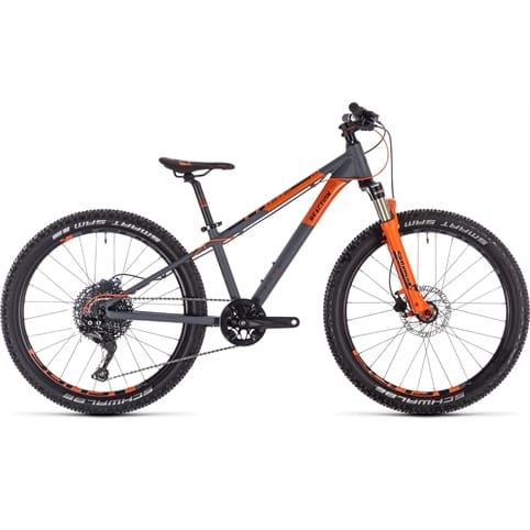 CUBE REACTION 240 TM MTB BIKE 2019