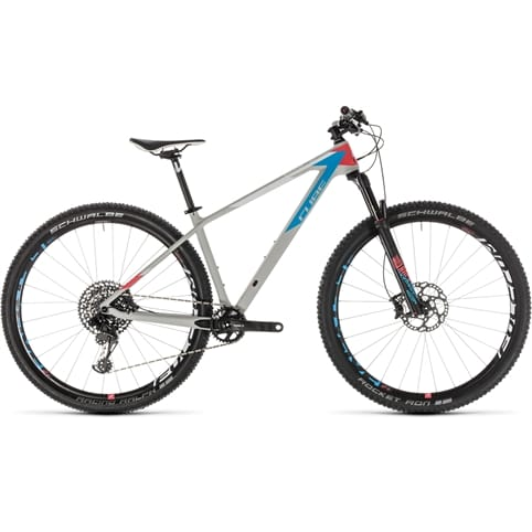CUBE ACCESS WS C:62 SL 29 HARDTAIL MTB BIKE 2019