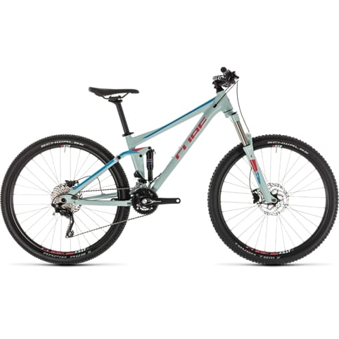 CUBE STING WS 120 EXC 29 HARDTAIL MTB BIKE 2019