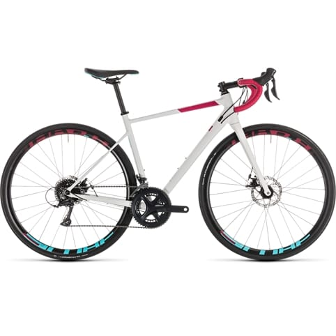 CUBE AXIAL WS PRO DISC ROAD BIKE 2019