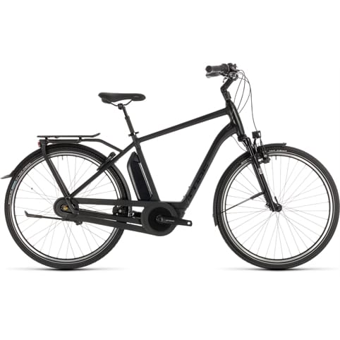 CUBE TOWN HYBRID EXC 400 eBIKE 2019