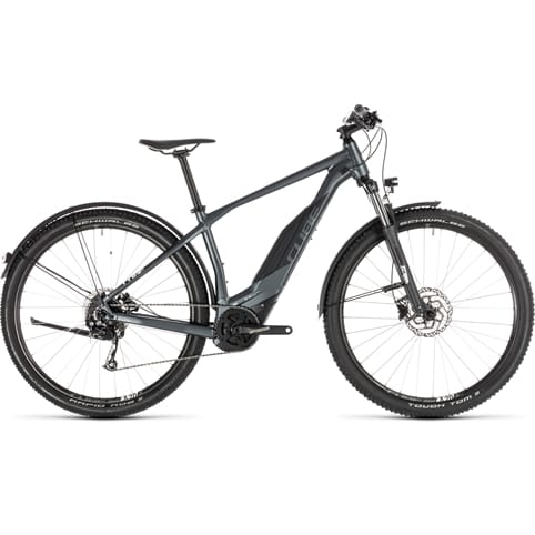 CUBE ACID HYBRID ONE 400 ALLROAD 29 HARDTAIL E-MTB BIKE 2019
