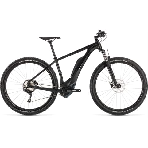 CUBE REACTION HYBRID PRO 400 650b HARDTAIL E-MTB BIKE 2019