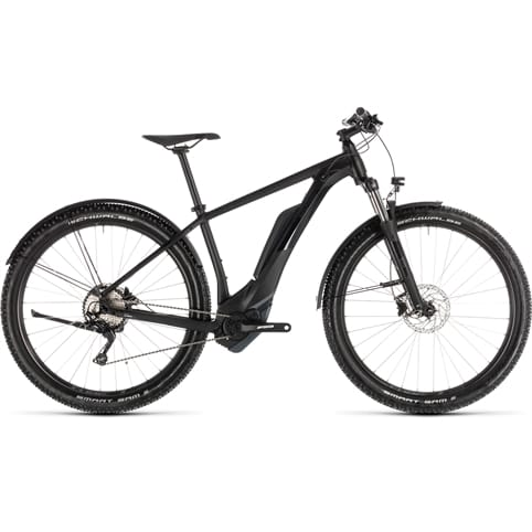 CUBE REACTION HYBRID PRO 500 ALLROAD 650b HARDTAIL E-MTB BIKE 2019