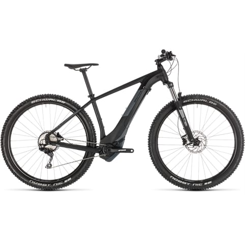 CUBE REACTION HYBRID EXC 500 650b HARDTAIL E-MTB BIKE 2019