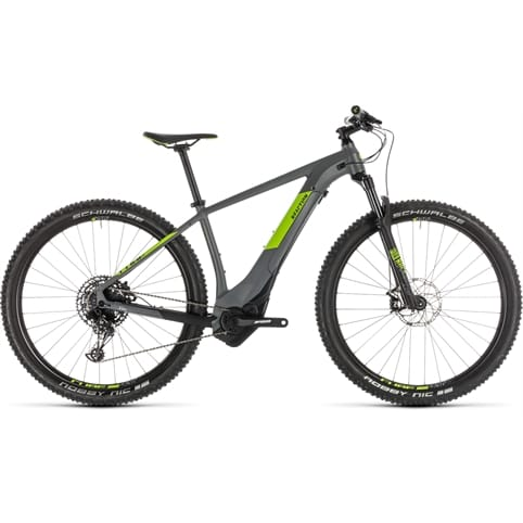 CUBE REACTION HYBRID EAGLE 500 650b HARDTAIL E-MTB BIKE 2019