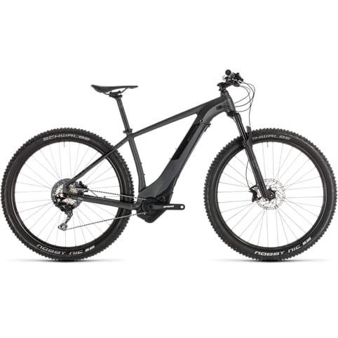 CUBE REACTION HYBRID SL 500 650b HARDTAIL E-MTB BIKE 2019