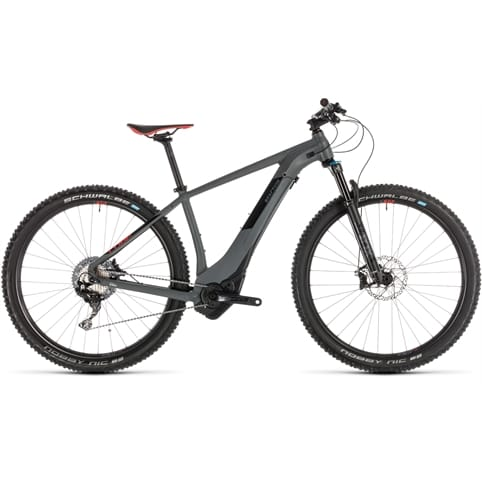 CUBE REACTION HYBRID SLT 500 KIOX 650b HARDTAIL E-MTB BIKE 2019