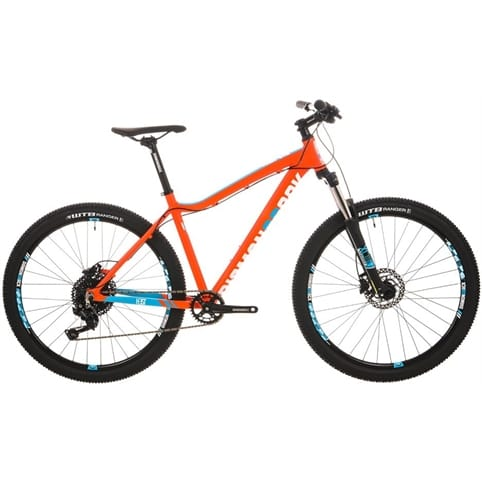 DIAMONDBACK HEIST 0.0 650b HARDTAIL MTB BIKE 2018