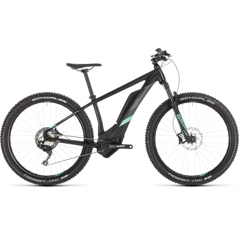 CUBE ACCESS HYBRID RACE 500 650b FS E-MTB BIKE 2019
