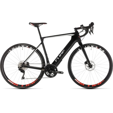 CUBE AGREE HYBRID C:62 RACE DISC E-ROAD BIKE 2019