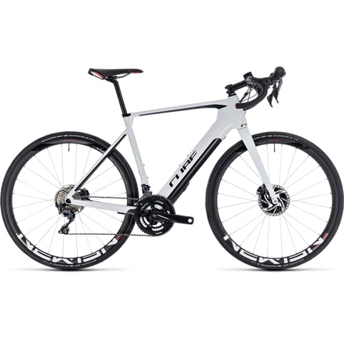 CUBE AGREE HYBRID C:62 SL DISC E-ROAD BIKE 2019