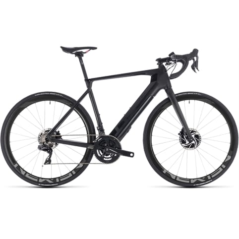 CUBE AGREE HYBRID C:62 SLT DISC E-ROAD BIKE 2019