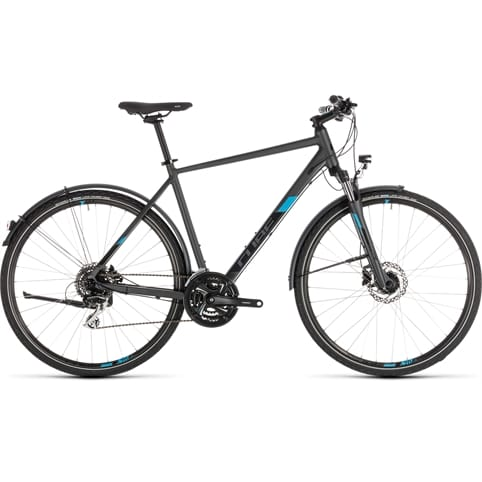 CUBE NATURE ALLROAD HYBRID BIKE 2019