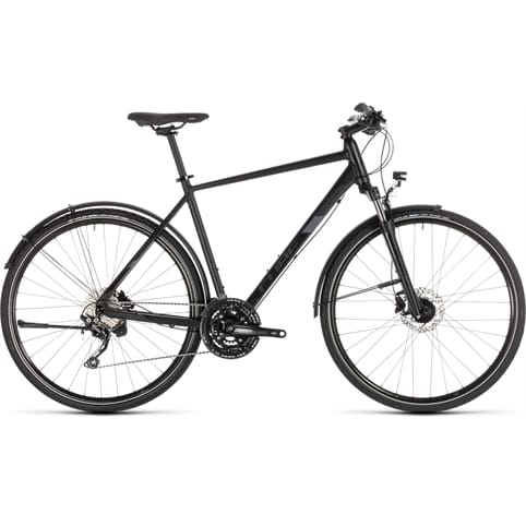 CUBE NATURE EXC ALLROAD HYBRID BIKE 2019