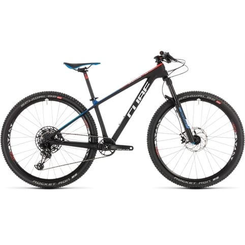 CUBE REACTION C:62 YOUTH HARDTAIL MTB BIKE 2019