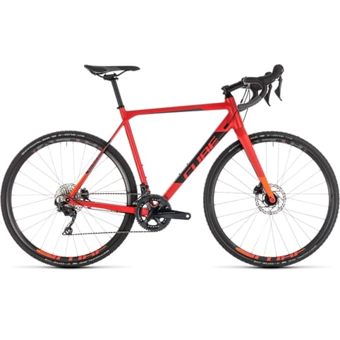 CUBE CROSS RACE SL CYCLOCROSS BIKE 2019