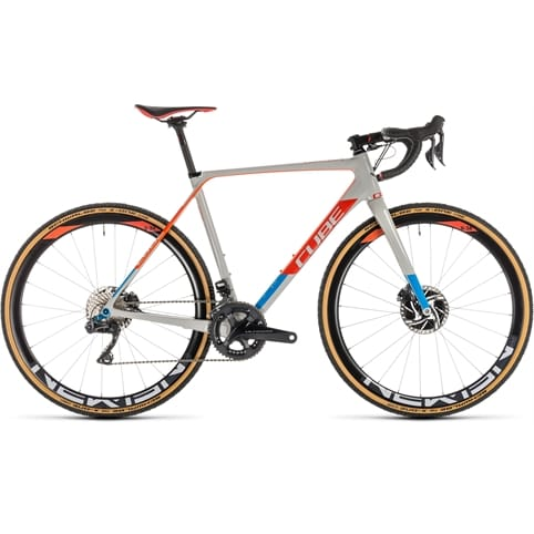 CUBE CROSS RACE C:62 SLT CYCLOCROSS BIKE 2019