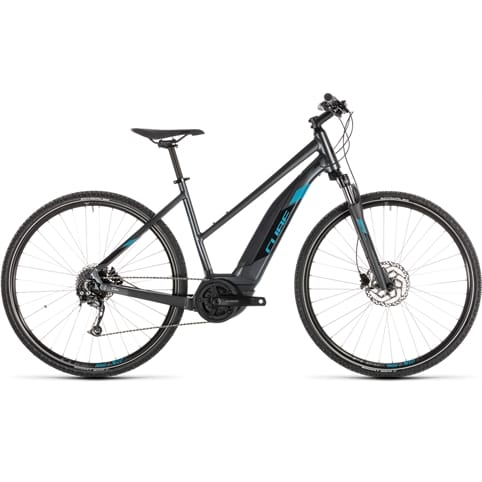 CUBE CROSS HYBRID ONE 400 TRAPEZE eBIKE 2019
