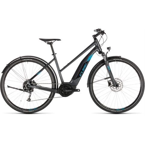 CUBE CROSS HYBRID ONE 500 ALLROAD TRAPEZE eBIKE 2019