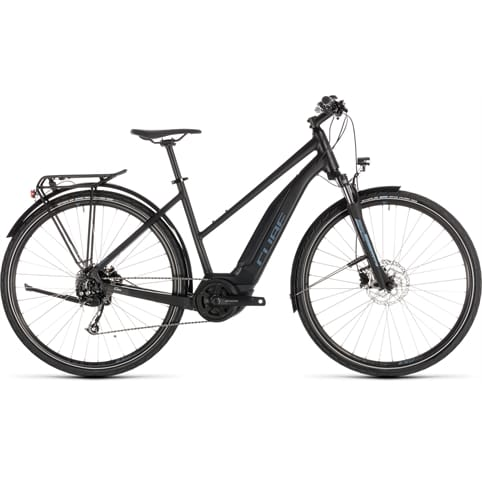 CUBE TOURING HYBRID ONE 400 TRAPEZE eBIKE 2019