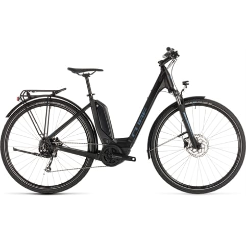 CUBE TOURING HYBRID ONE 400 EASY ENTRY eBIKE 2019