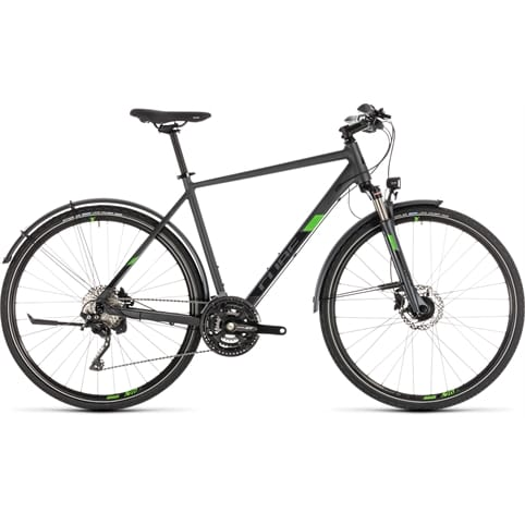 CUBE CROSS ALLROAD TRAPEZE HYBRID BIKE 2019