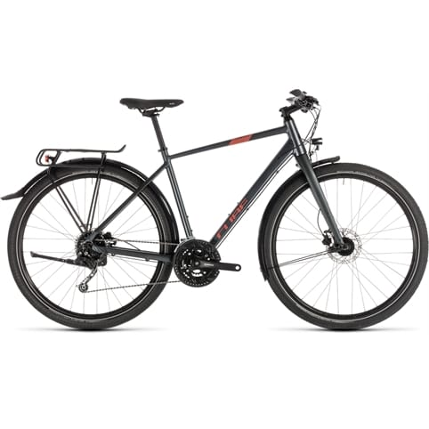 CUBE TRAVEL TRAPEZE TREKKING BIKE 2019