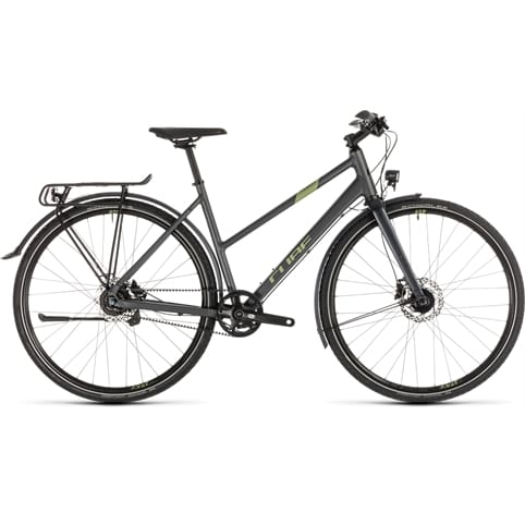 CUBE TRAVEL SL TRAPEZE TREKKING BIKE 2019