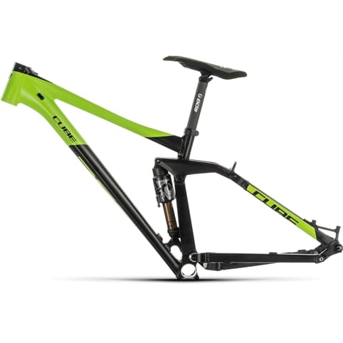 CUBE TWO15 29 FRAMESET 2019