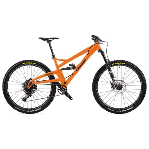 ORANGE STAGE 6 PRO 29 FS MTB BIKE 2019
